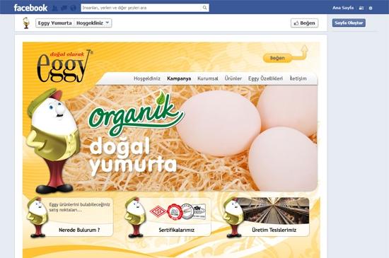 eggy - facebook sayfası