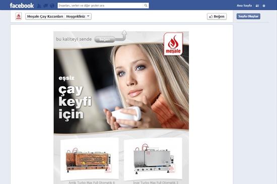 meşale - facebook sayfası