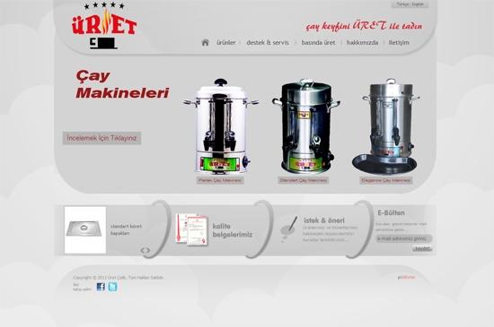 web site - anasayfa