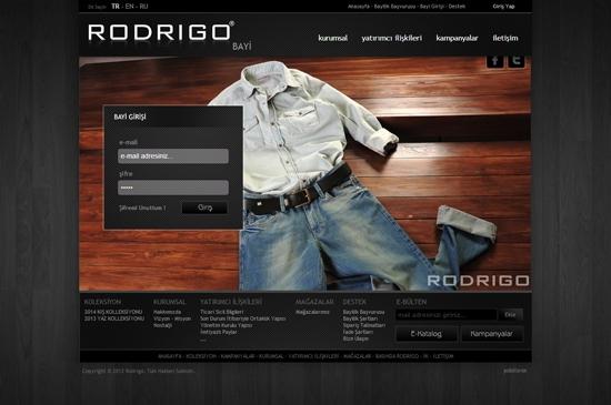 web site - e-ticaret