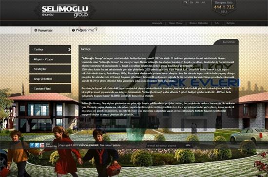 web site - kurumsal