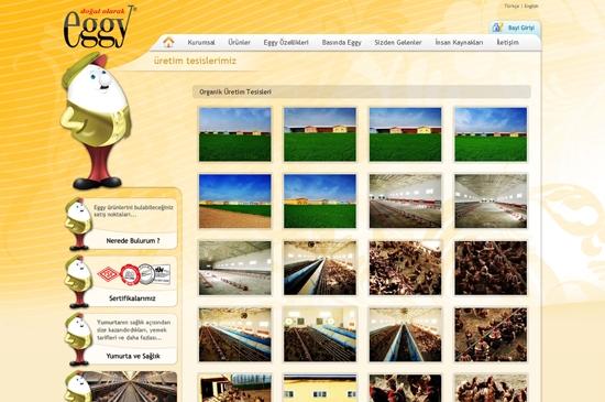 web site - ürün tesislerimiz